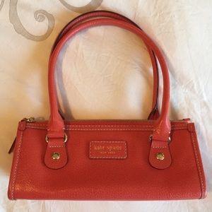 Kate Spade Small Coral Handbag